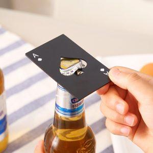 Bier opener kaart